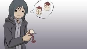 Rating: Safe Score: 16 Tags: gray hachimitsu_to_clover vector User: 秀悟