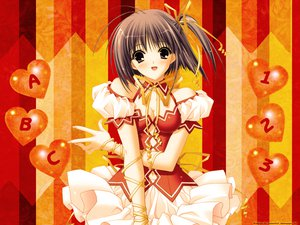 Rating: Safe Score: 16 Tags: ribbons signed suzuhira_hiro waitress watermark User: Oyashiro-sama