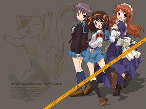 Rating: Safe Score: 12 Tags: asahina_mikuru nagato_yuki shamisen suzumiya_haruhi suzumiya_haruhi_no_yuutsu User: atlantiza