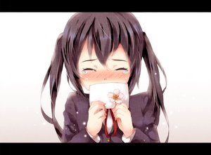Rating: Safe Score: 109 Tags: black_hair crying k-on! nakano_azusa tears tottsuan twintails User: FormX