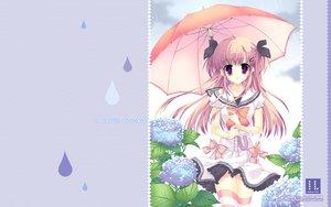 Rating: Safe Score: 33 Tags: indico_lite mitha rain ribbons seifuku tagme thighhighs umbrella water User: Xtea