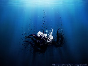 Rating: Safe Score: 57 Tags: blue gothic long_hair rozen_maiden signed suigintou underwater water white_hair wings User: acucar11