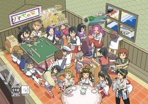 Rating: Safe Score: 82 Tags: admiral_(kancolle) aircraft akagi_(kancolle) akatsuki_(kancolle) animal anthropomorphism ashigara_(kancolle) cat chibi chitose_(kancolle) equipments_fairy_(kancolle) food group haguro_(kancolle) haruna_(kancolle) hibiki_(kancolle) hiei_(kancolle) houshou_(kancolle) ikazuchi_(kancolle) inazuma_(kancolle) jun'you_(kancolle) kaga_(kancolle) kantai_collection kirishima_(kancolle) kitakami_(kancolle) kongou_(kancolle) kotatsu male mutsu_(kancolle) nagato_(kancolle) ooi_(kancolle) rensouhou-chan ryuujou_(kancolle) shimakaze_(kancolle) tagme tagme_(artist) tatsuta_(kancolle) tenryuu_(kancolle) wo-class_aircraft_carrier yukikaze_(kancolle) User: ArthurS91