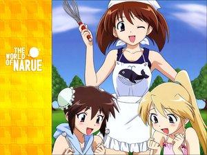 Rating: Safe Score: 5 Tags: asakura_rin nanase_kanaka nanase_narue narue_no_sekai User: Oyashiro-sama