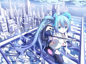 Rating: Safe Score: 0 Tags: hatsune_miku long_hair miku_append tagme_(artist) twintails vocaloid waifu2x User: luckyluna