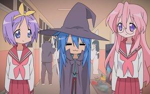 Rating: Safe Score: 33 Tags: cosplay hiiragi_tsukasa izumi_konata lucky_star school_uniform takara_miyuki vector User: pantu