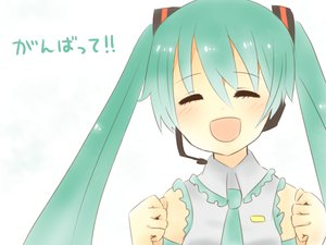 Rating: Safe Score: 22 Tags: close hatsune_miku vocaloid User: HawthorneKitty