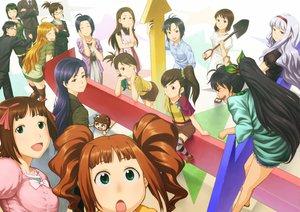 Rating: Safe Score: 37 Tags: akizuki_ritsuko amami_haruka futami_ami futami_mami ganaha_hibiki group hagiwara_yukiho hoshii_miki idolmaster kikuchi_makoto kisaragi_chihaya male minase_iori miura_azusa otonashi_kotori producer_(idolmaster) shijou_takane takagi_junjirou takatsuki_yayoi twins User: HawthorneKitty