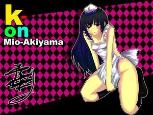 Rating: Questionable Score: 18 Tags: akiyama_mio k-on! naked_apron User: HawthorneKitty