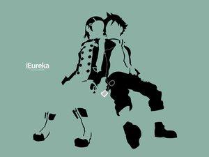 Rating: Safe Score: 11 Tags: eureka eureka_seven ipod jpeg_artifacts polychromatic renton_thurston silhouette User: Eruku