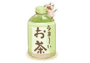 Rating: Safe Score: 21 Tags: animal cat chai_(artist) drink nobody original signed white User: otaku_emmy