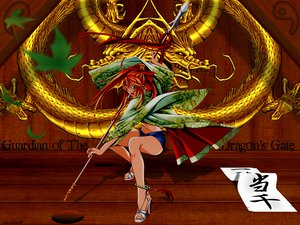 Rating: Questionable Score: 8 Tags: ikkitousen User: 秀悟