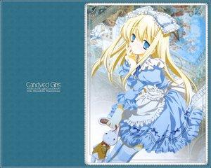 Rating: Safe Score: 7 Tags: alice_(wonderland) blonde_hair blue_eyes miyashita_miki User: denim332