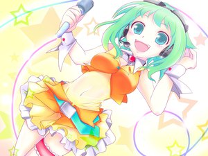 Rating: Safe Score: 18 Tags: gumi haru_aki vocaloid User: HawthorneKitty