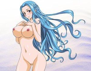 Rating: Explicit Score: 148 Tags: blue_hair breasts censored nefertari_vivi nel-zel_formula nipples nude one_piece pussy User: Bleiz