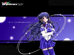 Rating: Safe Score: 9 Tags: anthropomorphism futaba os-tan windows xp User: Oyashiro-sama