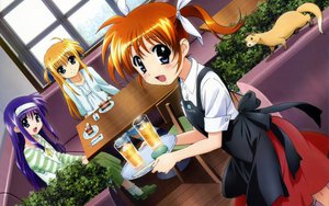Rating: Safe Score: 28 Tags: alisa_bannings food mahou_shoujo_lyrical_nanoha mahou_shoujo_lyrical_nanoha_the_movie_1st takamachi_nanoha tsukimura_suzuka yuuno_scrya User: pantu