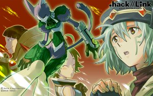 Rating: Safe Score: 9 Tags: .hack// .hack//link elk mia natsume_(.hack//) piros User: 秀悟