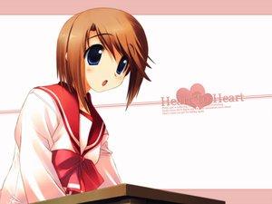 Rating: Safe Score: 6 Tags: amaduyu_tatsuki aquaplus komaki_manaka leaf to_heart to_heart_2 User: 秀悟