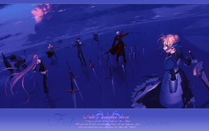 Rating: Safe Score: 39 Tags: archer assassin berserker caster fate/stay_night gilgamesh koyama_hirokazu lancer rider saber User: Oyashiro-sama