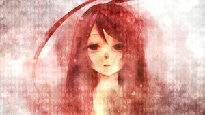 Rating: Safe Score: 44 Tags: em_(kmkmp) long_hair miki_(vocaloid) monochrome red_eyes red_hair vocaloid User: MissBMoon