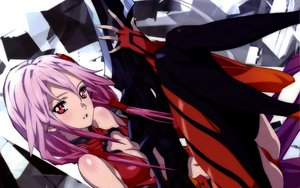Rating: Questionable Score: 114 Tags: guilty_crown yuzuriha_inori User: feiyuelisky