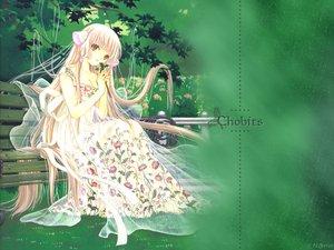 Rating: Safe Score: 8 Tags: chii chobits clamp User: Oyashiro-sama