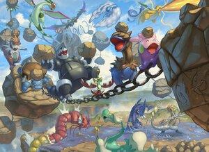 Rating: Safe Score: 22 Tags: altaria blastoise chain clouds dragonair dragonite exeggutor gyarados nobody pokemon sky spareribs tagme_(character) water User: otaku_emmy