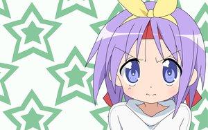 Rating: Safe Score: 3 Tags: hiiragi_tsukasa lucky_star stars User: Oyashiro-sama