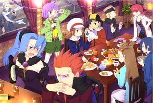 Rating: Safe Score: 64 Tags: akane_(pokemon) aqua_hair black_eyes black_hair blonde_hair blue_eyes blue_hair brown_hair cleavage dragonair eevee food gray_eyes hat hayato hibiki ibuki_(pokemon) kotone_(pokemon) lanturn matsuba microphone mikan_(pokemon) natu okitune-sama orange_eyes pikachu pink_hair pocky pokemon ponytail purple_eyes purple_hair red_hair scarf sky tree tsukushi umbreon wataru_(pokemon) water white_hair yanagi_(pokemon) User: SonicBlue