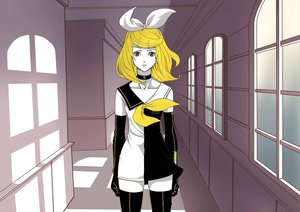 Rating: Safe Score: 18 Tags: blonde_hair hirabaru_kenji kagamine_rin vector vocaloid User: HawthorneKitty