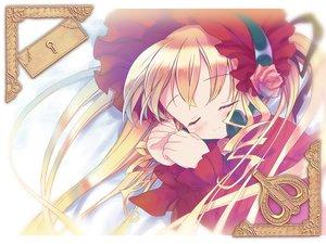 Rating: Safe Score: 0 Tags: blonde_hair rozen_maiden shinku User: 秀悟