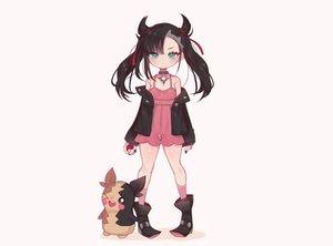 Rating: Safe Score: 43 Tags: kuwuri mary_(pokemon) morpeko pokemon User: sadodere-chan