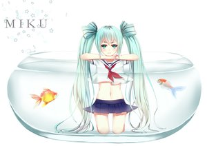 Rating: Safe Score: 32 Tags: bottle_miku hatsune_miku vocaloid User: luckyluna