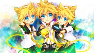 Rating: Safe Score: 11 Tags: kagamine_len len_append vocaloid User: HawthorneKitty