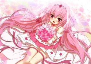 Rating: Safe Score: 31 Tags: anthropomorphism blush choker dress flower_knight_girl flowers garter hanamomo_(flower_knight_girl) headdress loli long_hair mizunashi_(second_run) pink_eyes pink_hair ribbons twintails User: otaku_emmy