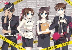 Rating: Safe Score: 15 Tags: detective_conan hattori_heiji kudou_shinichi m-ca mouri_ran touyama_kazuha User: Tensa