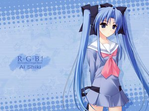 Rating: Safe Score: 50 Tags: blue dengeki_moeoh r.g.b! shiki_ai suzuhira_hiro User: w7382001