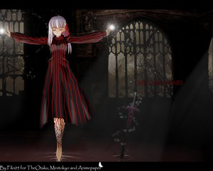 Rating: Safe Score: 12 Tags: dark_matou_sakura fate/stay_night matou_sakura User: Oyashiro-sama
