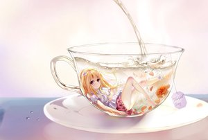 Rating: Safe Score: 26 Tags: chi_ookami_hime_sama loli original tagme User: gnarf1975