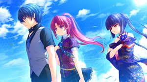 Rating: Safe Score: 36 Tags: applique asami_asami game_cg re:birth_colony_-lost_azurite- rindou_airi rindou_ruri_(re:birth_colony) User: Maboroshi