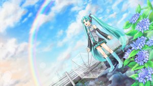 Rating: Safe Score: 30 Tags: hatsune_miku vocaloid User: HawthorneKitty