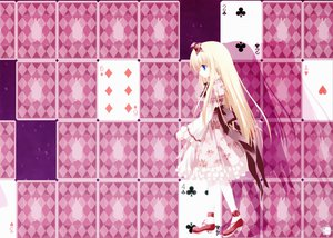 Rating: Safe Score: 62 Tags: alice_(wonderland) alice_in_wonderland lolita_fashion tinkle User: HawthorneKitty