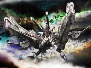 Rating: Safe Score: 51 Tags: gundam_seed mecha mobile_suit_gundam robot User: Oyashiro-sama