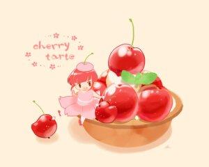 Rating: Safe Score: 19 Tags: animal bird chai_(artist) cherry chibi cropped dress food fruit original petals pink_hair polychromatic red_eyes short_hair signed User: otaku_emmy