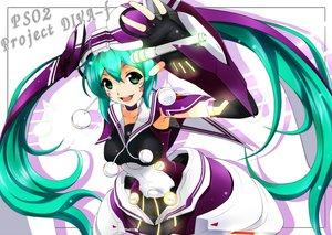 Rating: Safe Score: 61 Tags: aqua_hair cosplay elbow_gloves gloves green_eyes hatsune_miku long_hair microphone miyabi_(miura105) phantasy_star project_diva twintails vocaloid User: FormX