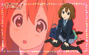 Rating: Safe Score: 34 Tags: hirasawa_yui k-on! pantyhose seifuku User: HawthorneKitty
