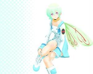 Rating: Safe Score: 48 Tags: aqua_hair boots eureka eureka_seven nanahime_(aoi) purple_eyes wings User: HawthorneKitty