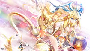 Rating: Safe Score: 116 Tags: blonde_hair blue_eyes breasts cleavage heco_(mama) long_hair puzzle_&_dragons sakuya_(p&d) tail User: SciFi