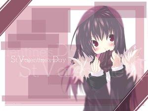Rating: Safe Score: 9 Tags: senmu valentine User: Oyashiro-sama